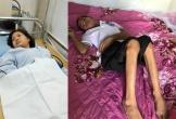 Cha mẹ tuyệt vọng vì hai con mắc bệnh hiểm nghèo