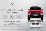 VinFast tổ chức Sự kiện 'Đổi cũ lấy mới, lên đời xe sang' tại Nghệ An – Hà Tĩnh