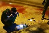Trai làng hỗn chiến trong đêm, một người chết