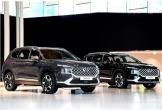 Hyundai SantaFe 2021 giá từ 620 triệu đồng có gì đặc biệt?
