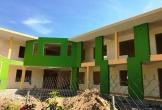Hà Tĩnh: Công trình trường học nguồn vốn nước ngoài chưa bàn giao đã nứt nẻ