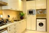 Không nên đặt máy giặt ở những vị trí nào trong nhà