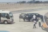 Xe biển xanh vào sân bay: Quyền được…đi bộ