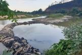 Hà Tĩnh: Doanh nghiệp ngang nhiên lấp sông, chặn dòng để... vận chuyển cát