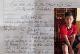 Thiếu tiền gửi xe, nhà trường bắt học sinh phải viết 'giấy báo nợ'