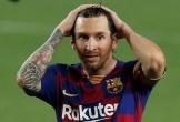 Messi không thể ghi bàn từ bóng sống trong 7 trận liên tiếp
