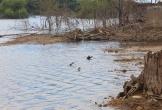 Nguyên nhân nước hồ Ngàn Trươi Cẩm Trang đổi màu là do ô nhiễm từ lòng hồ