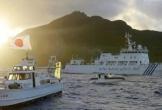 Tàu Trung Quốc hiện diện ở vùng biển tranh chấp, Nhật Bản tuyên bố đáp trả