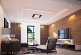Lưu ý khi thiết kế trần nhà tránh ''xui xẻo'' cho gia chủ