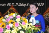 Chân dung tân nữ Bí thư Huyện uỷ 39 tuổi ở Thanh Hóa