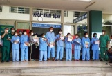 Thêm 10 ca COVID-19 ở Đà Nẵng xuất viện, có bệnh nhân 1 tuổi