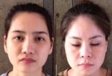4 người giam giữ 2 cô gái trong quán karaoke