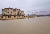 Hà Tĩnh: Sai sót trong lập đồ án, Trung tâm hành chính huyện Kỳ Anh ngập trong nước sau cơn mưa