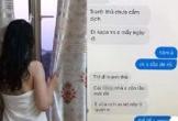 Vô tình xem Facebook của chồng chưa thoát ra trên máy tính, vợ bầu ngơ ngác khi đọc được tin nhắn cô bạn thân rủ chồng lén lút đi Sapa