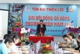 Nữ đại gia quê Nam Định thay chồng làm Chủ tịch công ty tôn vốn hơn 600 tỷ đồng