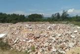 Thạch Hà - Hà Tĩnh: Điểm quy hoạch khu dịch vụ thương mại thành bãi chứa rác