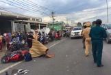 Bị xe tải cán qua người, nam thanh niên tử nạn trên quốc lộ 51