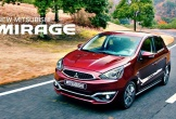 Giá chỉ từ hơn 300 triệu đồng, vì sao Mitsubishi Mirage bị dừng bán tại Việt Nam?