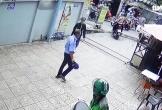 Hỗn chiến giữa thanh niên cầm hung khí và bảo vệ chung cư