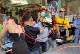 Bị phát hiện chở bồ nhí trên xe Lexus, chồng bênh nhân tình đấm thẳng mặt vợ