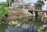 Phát hiện thi thể nữ giới tử vong dưới kênh nước gần trạm bơm