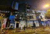 Bắt khẩn cấp đối tượng gây ra vụ cháy tại Ngân hàng Eximbank