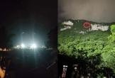 Giải cứu 2 học sinh mắc kẹt trên núi trong đêm tối