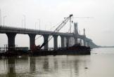 Gỡ khó để hoàn thành cây cầu nối giữa Nghệ An và Hà Tĩnh
