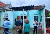 Hà Tĩnh liên tiếp xảy ra dông lốc, hàng trăm nhà dân bị tốc mái
