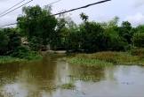 Hà Tĩnh: Lao xuống sông cứu bé 2 tuổi