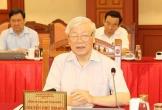 Tập thể Bộ Chính trị làm việc với Ban Thường vụ Đảng ủy Công an Trung ương