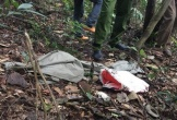 Thi thể phụ nữ phân hủy trong rừng