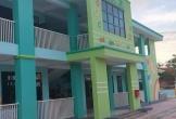 Hà Tĩnh: Trường mầm non đầu tư gần 9 tỷ đồng, mới bàn giao đã rạn nứt