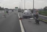 Tài xế thiệt mạng khi sửa xe trên cao tốc