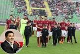 Đội bóng của tỷ phú Hoài Nam có cơ hội dự Europa League