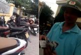 Hà Tĩnh: Trụ sở cơ quan Thi hành án dân sự huyện Can Lộc thành nơi giữ xe chợ chiều?