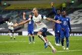 Tottenham loại Chelsea khỏi Cúp Liên đoàn sau loạt penalty may rủi