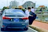 Xe biển xanh dừng trên cầu chụp hình: Thứ trưởng Bộ Xây dựng xin lỗi