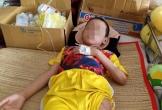 Hoàn cảnh khốn khó của bé trai mắc ung thư xương đùi