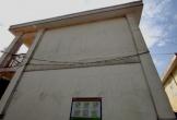 Hà Tĩnh: Trường học tiền tỷ vừa bàn giao đã nứt chi chít