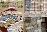Gần tết, nhộn nhịp dịch vụ đổi tiền lẻ bất chấp lệnh cấm