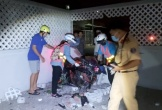 Nam thanh niên tử vong sau cú tông sập tường nhà dân