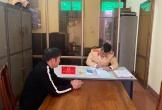Xử phạt tài xế xe tải đi ngược chiều đoạn qua thị xã Hồng Lĩnh