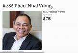 Chỉ hai tuần đầu năm, tài sản các tỉ phú đôla Việt Nam tăng vọt ra sao?