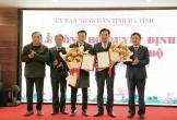 Sở Y tế Hà Tĩnh có 2 tân phó giám đốc