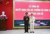 Chân dung tân Phó Giám đốc Công an tỉnh Nghệ An