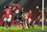 Man Utd thua sốc Sheffield, HLV Solskjaer trách trọng tài