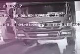 Xe tải tự trôi, chèn tử vong tài xế dưới gầm