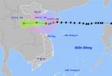 Bão số 8 cách Hà Tĩnh 240km, suy yếu trước khi đổ bộ đất liền