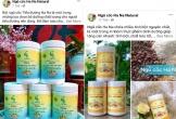 Bột ngũ cốc HANA NATURAL không phép được quảng cáo công dụng như thuốc chữa bệnh